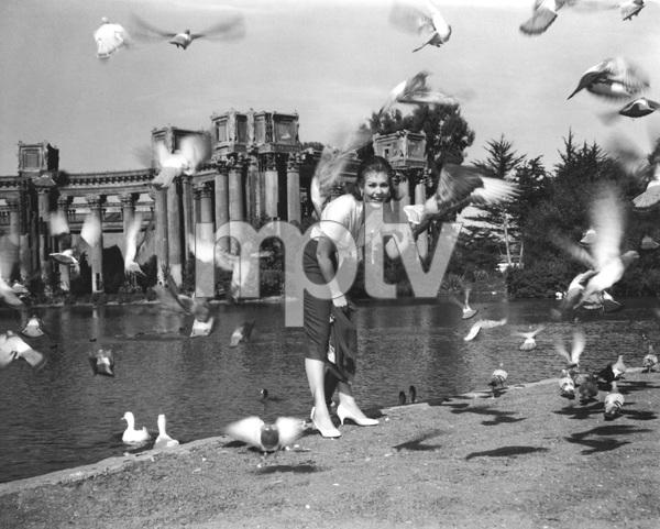 """""""Vertigo""""Kim Novak1958 Paramount**I.V. - Image 5650_0043"""