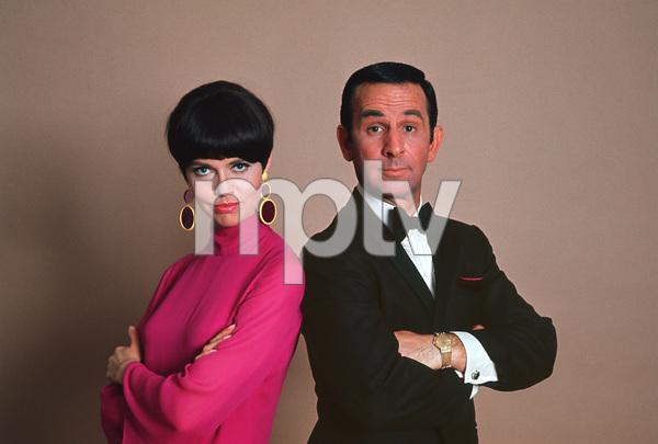 """""""Get Smart""""Barbara Feldon ,Don Adams1965 © 1978 Ken Whitmore - Image 5651_0091"""
