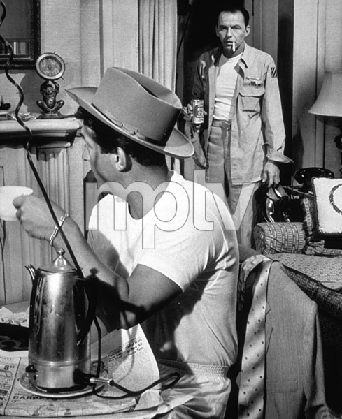 """""""Some Came Running""""Frank Sinatra, Dean Martin1959 MGM - Image 5663_0012"""