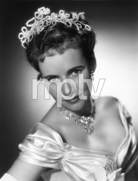 "Teresa Wright in a publicity still for ""The Imperfect Lady""1946 Paramount PicturesPhoto by A. L. Whitey Schafer - Image 5665_0007"