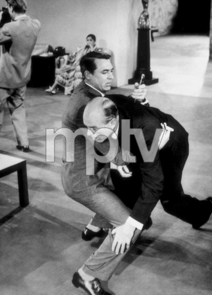 """""""North By Northwest,""""Cary Grant.1959 MGM - Image 5667_0019"""