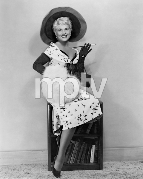 """""""Born Yesterday""""Judy Holliday1950 Columbia Pictures** I.V./M.T. - Image 5673_0034"""