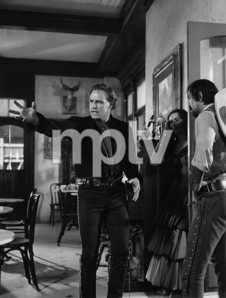 """One-Eyed Jacks""Marlon Brando1961 Paramount PicturesPhoto by Talmadge Morrison - Image 5697_0008"