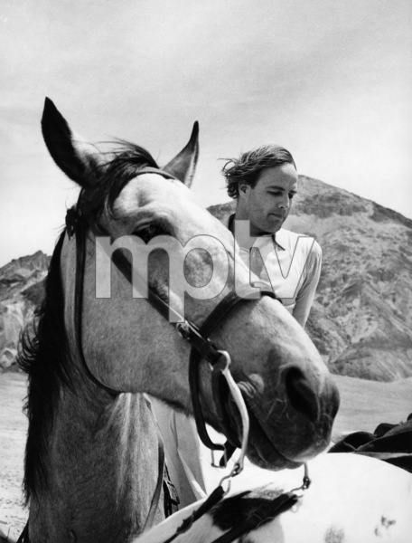 """One-Eyed Jacks""Marlon Brando1961 Paramount PicturesPhoto by Talmadge Morrison - Image 5697_0013"