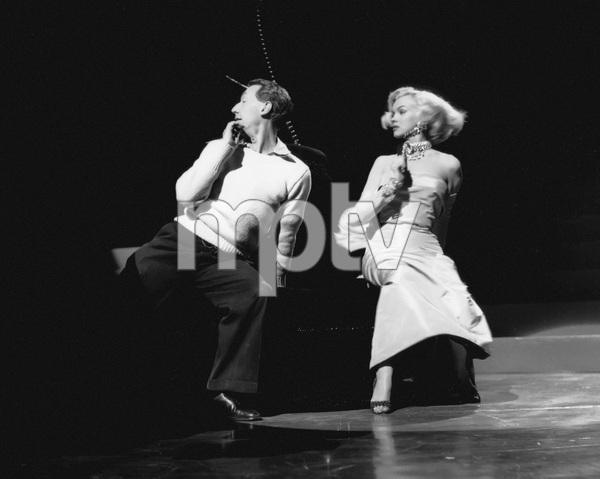"""Gentlemen Prefer Blondes""Marilyn Monroe1953 Twentieth Century Fox** I.V. - Image 5709_0057"