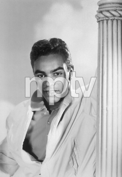 Johnny Mathis, 1959. © 1978 Wallace Seawell - Image 5718_0023