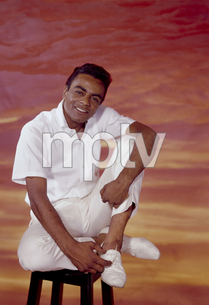 Johnny Mathis1964 © 1978 Wallace Seawell - Image 5718_0064