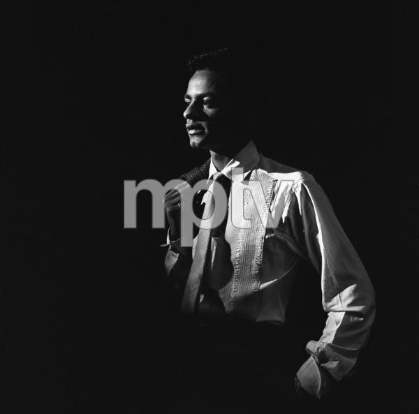 Johnny Mathis1960Photo by Gabi Rona - Image 5718_0074