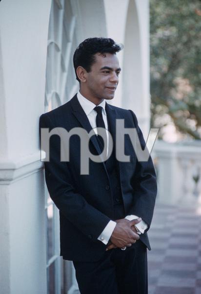 Johnny Mathis, circa 1958. © 1978 Bob Willoughby / MPTV - Image 5718_103