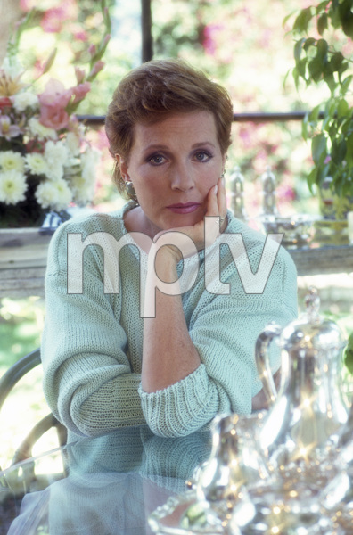 Julie Andrews1985 © 1985 Mario Casilli - Image 5722_0131