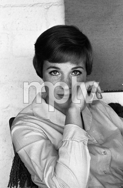 Julie Andrews1966 © 1978 Gene Trindl - Image 5722_0187