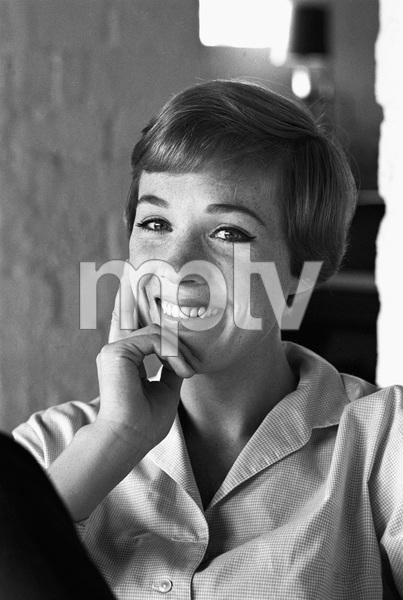 Julie Andrews1966 © 1978 Gene Trindl - Image 5722_0190