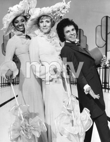 JULIE ANDREWS ONE STEP INTO SPRING, Julie Andrews, Leo Sayer, Leslie Uggams, 1978 - Image 5722_0192