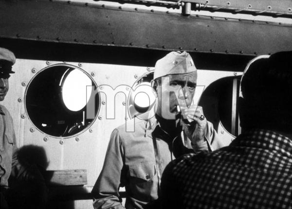 """The Caine Mutiny""Humphrey Bogart1954 Columbia © 1978 Sanford RothMPTV - Image 5732_0004"