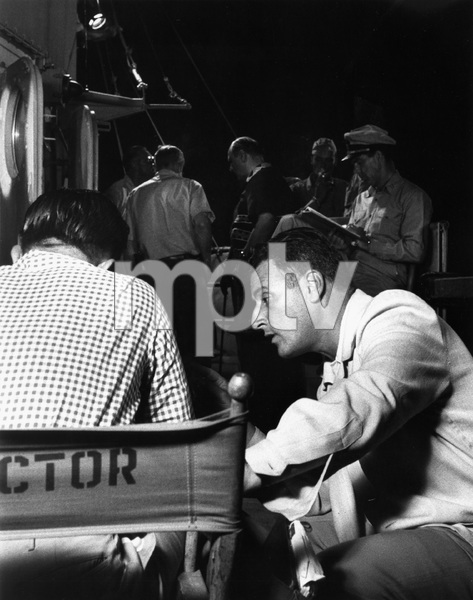 """""""The Caine Mutiny""""Producer Stanley Kramer1954 Columbia Pictures © 1978 Sanford Roth / A.M.P.A.S. - Image 5732_0007"""