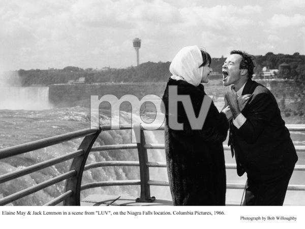 """Luv""Elaine May, Jack Lemmon1966 Columbia © 1978 Bob Willoughby - Image 5736_0005"