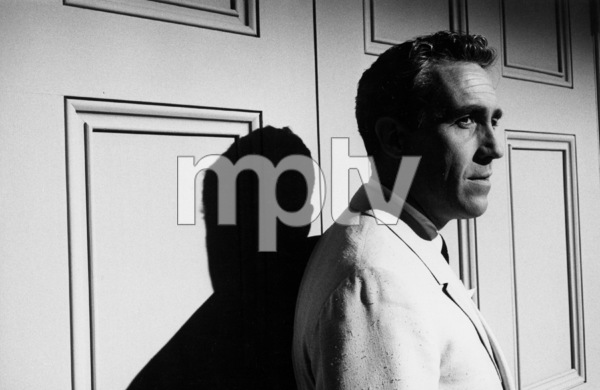"""""""Tender Is the Night""""Jason Robards on the set1961 © 1978 Bob Willoughby - Image 5738_0011"""