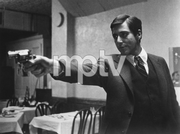 """The Godfather""Al Pacino1972 Paramount Pictures - Image 5746_0033"