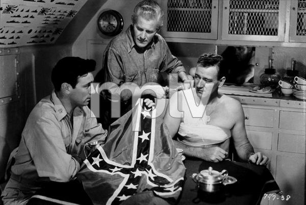 """Operation Pacific,""John WayneWarner Bros. 1950. - Image 5760_0001"