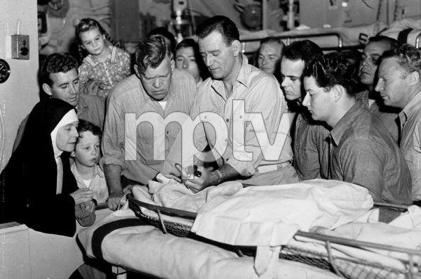 """Operation Pacific,""John WayneWarner Bros. 1950. - Image 5760_0002"
