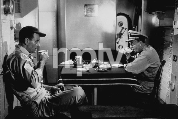 """""""Operation Pacific,"""" Warner Bros. 1950.John Wayne and Ward Bond. - Image 5760_0004"""