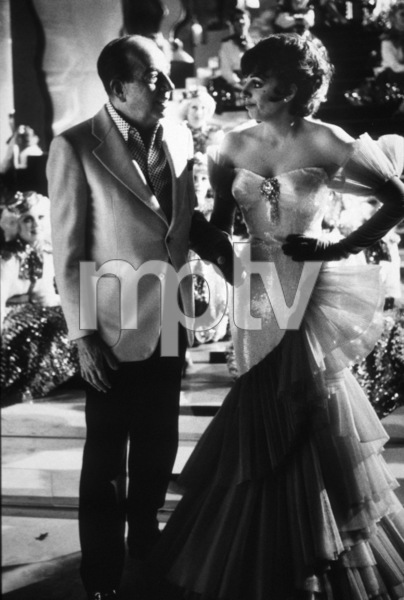 """New York, New York""Vincente Minnelli and Lia Minnelli.1977. © 1977 UA/Chartoff-WinklerPhoto by Bruce McBroom - Image 5810_0009"