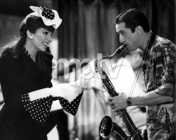 """New York, New York""Liza Minnelli & Robert De Niro1977 United Artists © 1978 Bruce McBroom - Image 5810_0080"