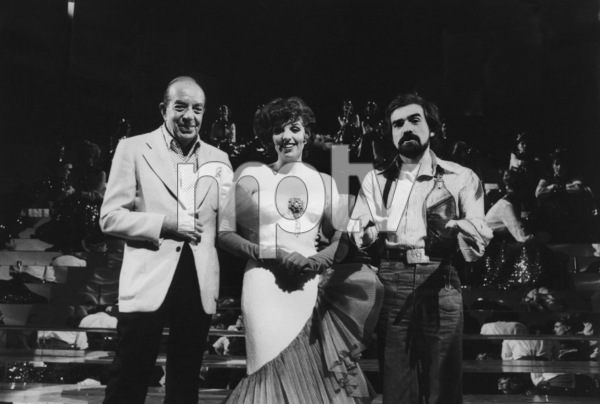 """New York, New York""Vincente Minnelli, Liza Minnelli, Martin Scorsese1977 United Artists © 1978 Bruce McBroom - Image 5810_0083"
