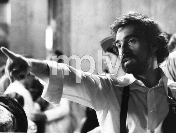 """New York, New York""Director Martin Scorsese1977 United ArtistsPhoto by Bruce McBroom - Image 5810_0085"