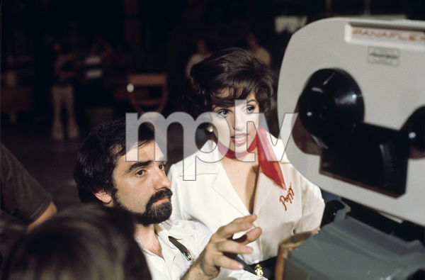 """New York, New York""Director Martin Scorsese, Liza Minnelli1977 United ArtistsPhoto by Bruce McBroom - Image 5810_0086"