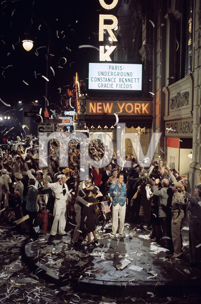"""New York, New York""Robert De Niro1977 United Artists© 1978 Bruce McBroom - Image 5810_0093"