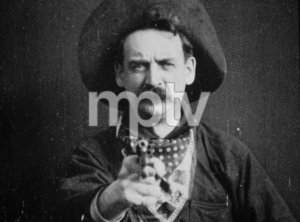"""""""The Great Train Robbery""""1903 Edison Manufacturing Company - Image 5859_0005"""
