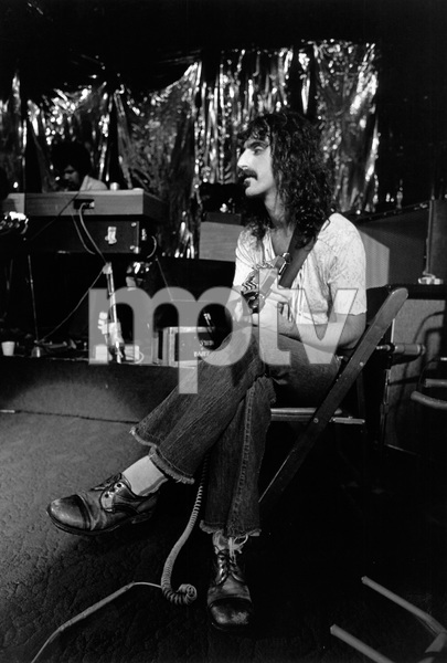 Frank Zappa1974 © 1978 Gene Trindl - Image 5872_0005
