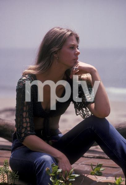 Lindsay Wagner at home1976 © 1978 Bregman - Image 5887_0021