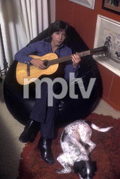 David Cassidyat homeJanuary 1971 © 1978 Gene Trindl - Image 5914_0061