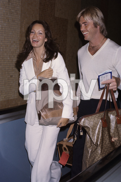 Jaclyn Smith and Dennis Colecirca 1980© 1980 Gary Lewis - Image 5917_0080