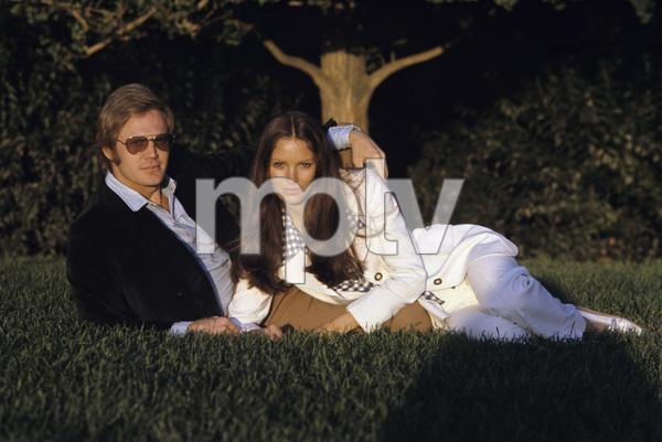Jaclyn Smith and Roger Daviscirca 1968© 1978 Gary Lewis - Image 5917_0082