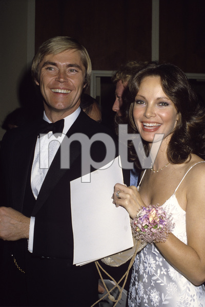 Jaclyn Smith and Dennis Colecirca 1980© 1980 Gary Lewis - Image 5917_0084