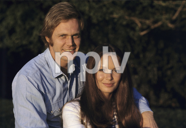 Jaclyn Smith and Roger Daviscirca 1968© 1978 Gary Lewis - Image 5917_0088