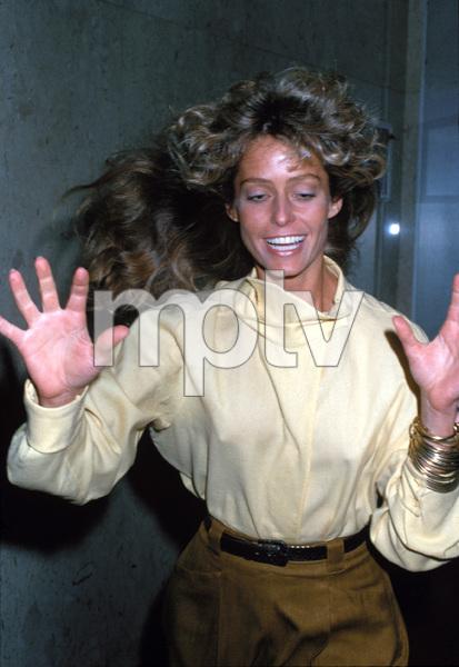 Farrah Fawcettcirca mid 1980s © 2008 Gary Lewis - Image 5928_0196