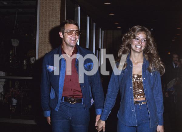 Farrah Fawcett and Lee Majorscirca 1970s© 1978 Gary Lewis - Image 5928_0242