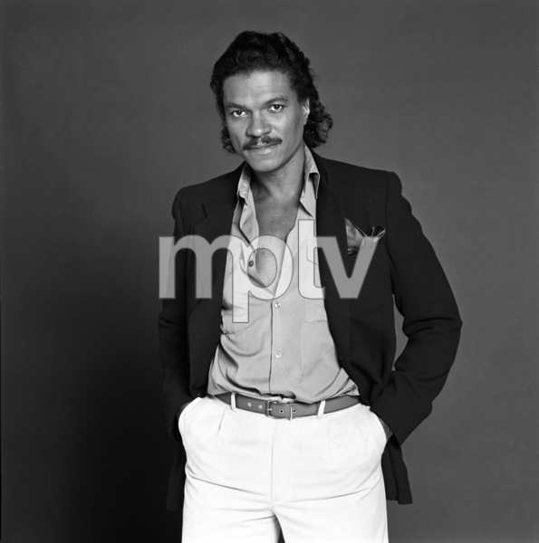 Billy Dee Williams1980© 1980 Bobby Holland - Image 5936_0011