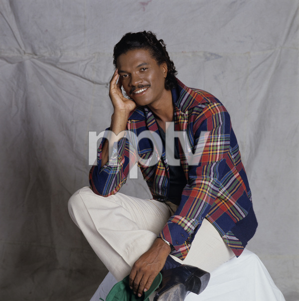 Billy Dee Williams1980© 1980 Bobby Holland - Image 5936_0015