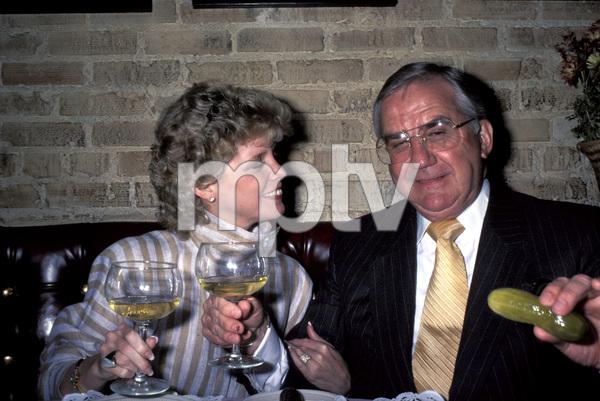 Ed McMahon with his wife Victoria Valentine1978 © 1978 Ulvis Alberts - Image 5942_0009
