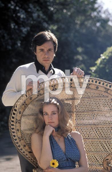 Cybill Shepherd and Peter Bogdanovich in Bel Air 1975 © 1978 Bruce McBroom - Image 5946_0003