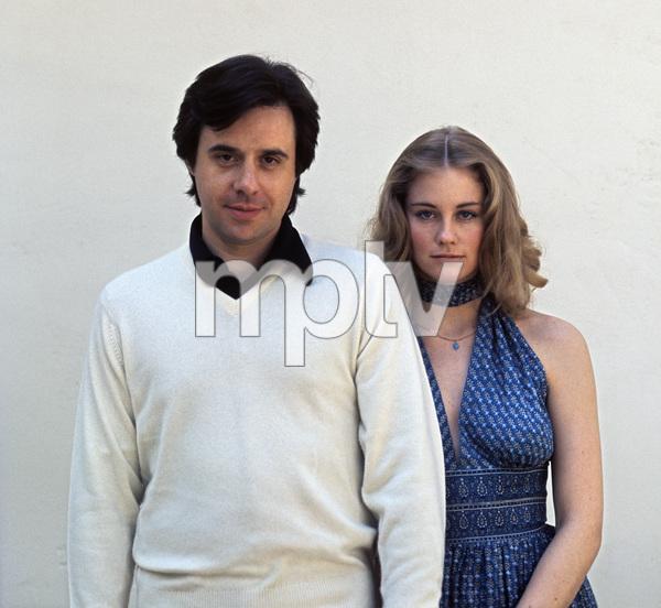 Cybill Shepherd and Peter Bogdanovich in Bel Air 1975 © 1978 Bruce McBroom - Image 5946_0085