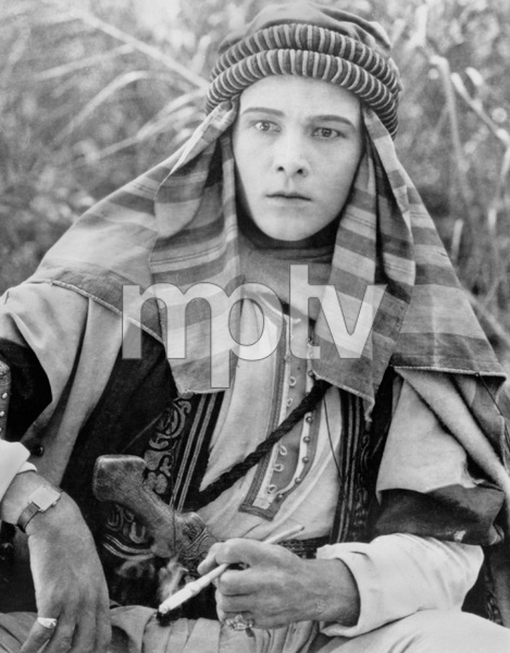 """""""The Sheik""""Rudolph Valentino1921 Paramount Pictures - Image 5960_0004"""