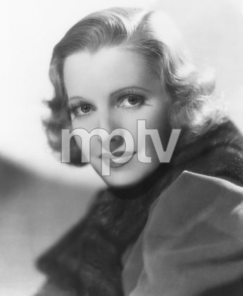 Jean Arthur circa 1940 ** I.V. - Image 5962_0107