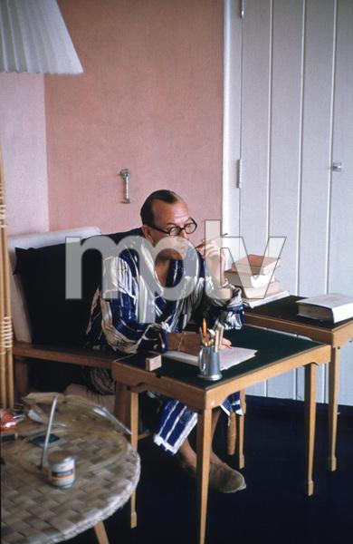 Noel Coward 1955 © 2001 Mark Shaw - Image 5973_0011