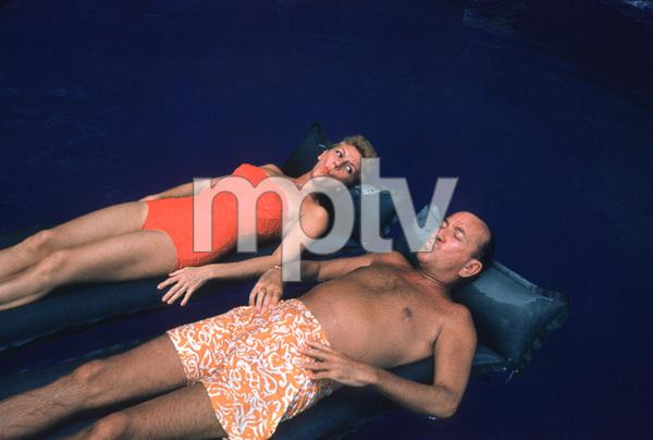 Noel Coward with Mary Martin1955 © 2001 Mark Shaw - Image 5973_0013
